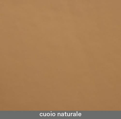 cuoio naturale