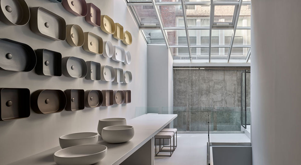 After Miami, Ceramica Cielo opens in New York in the heart of SoHo
