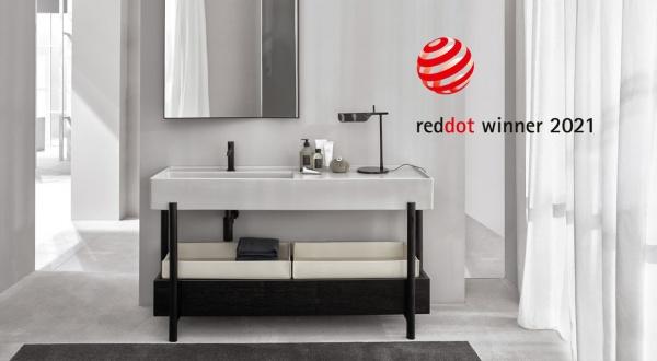 Plinio wins the 2021 Red Dot Design Award