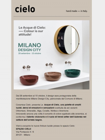 Milano Design City<br />28/09/2020