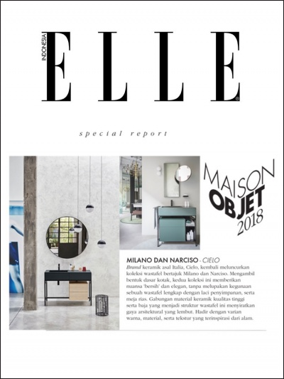 Elle Indonesia<br />марш 2018