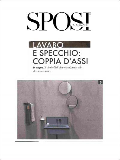 Sposi Magazine<br />Settembre 2018