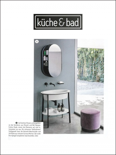 KÜCHE & BAD<br />June 2019