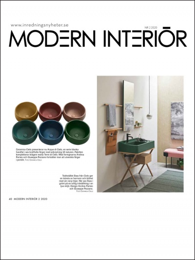 <span>Modern Interior Russia</span><br /><span>April </span><span>2020</span>