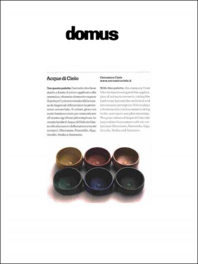 Domus<br />Maggio 2020