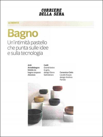 Corriere della Sera<br />Giugno 2020