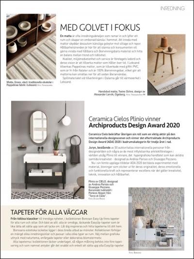 Modern Interior<br />Novembre 2020