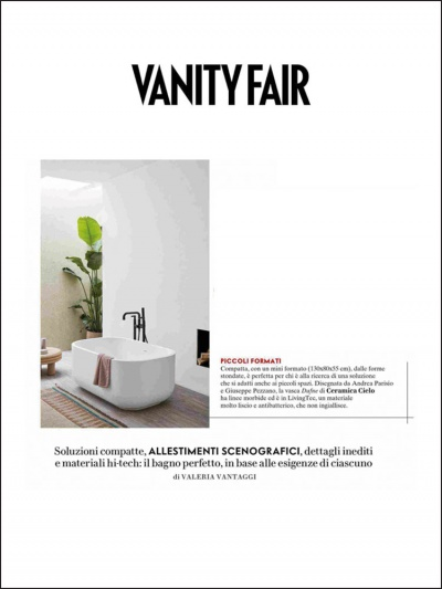 Vanity Fair<br />April 2021