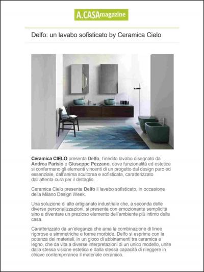A.Casa Magazine <br />сентябрь 2021