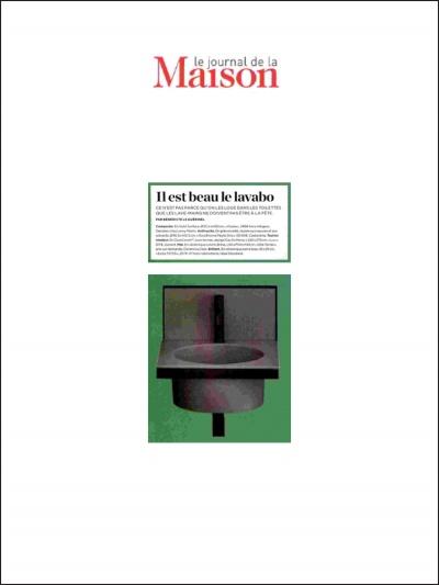 Le Journal De La Maison <br />Октябрь 2021