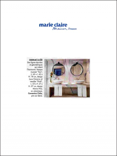 Marie Claire Maison France <br />Октябрь 2021