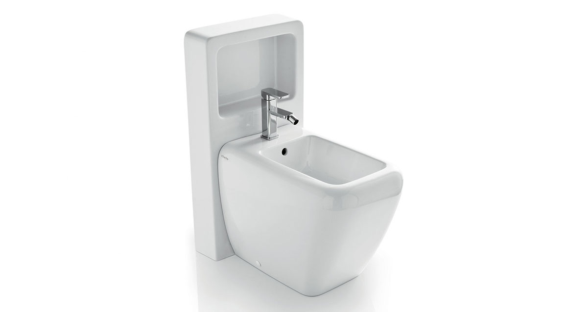 Magic box for wc/bidet