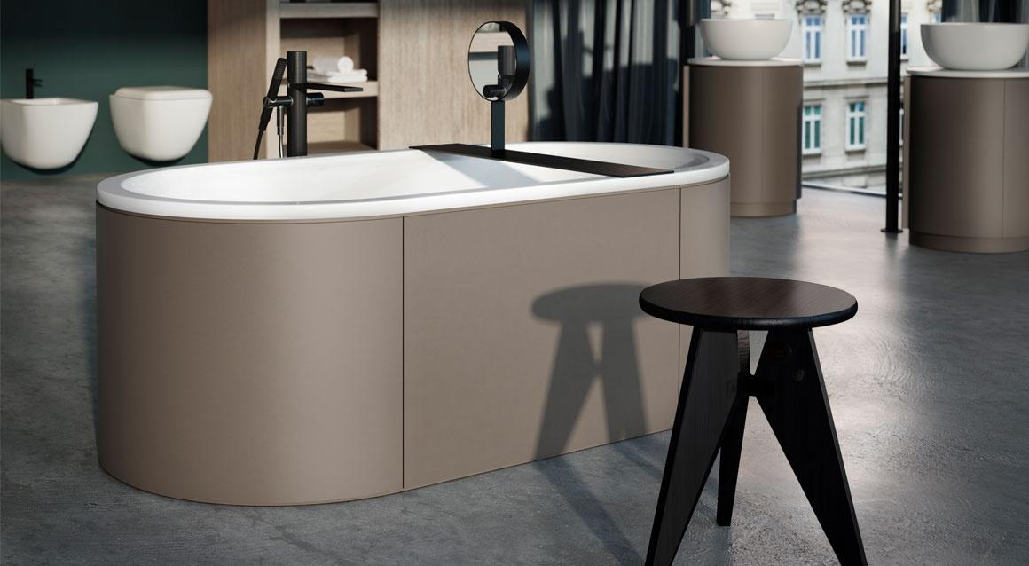 Cibele bath tub