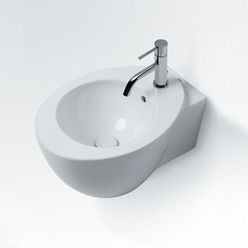 Wall-hung washbasin 34