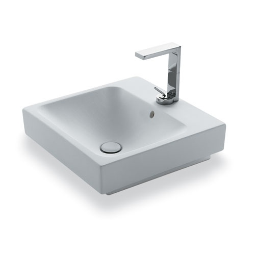 Square washbasin 48