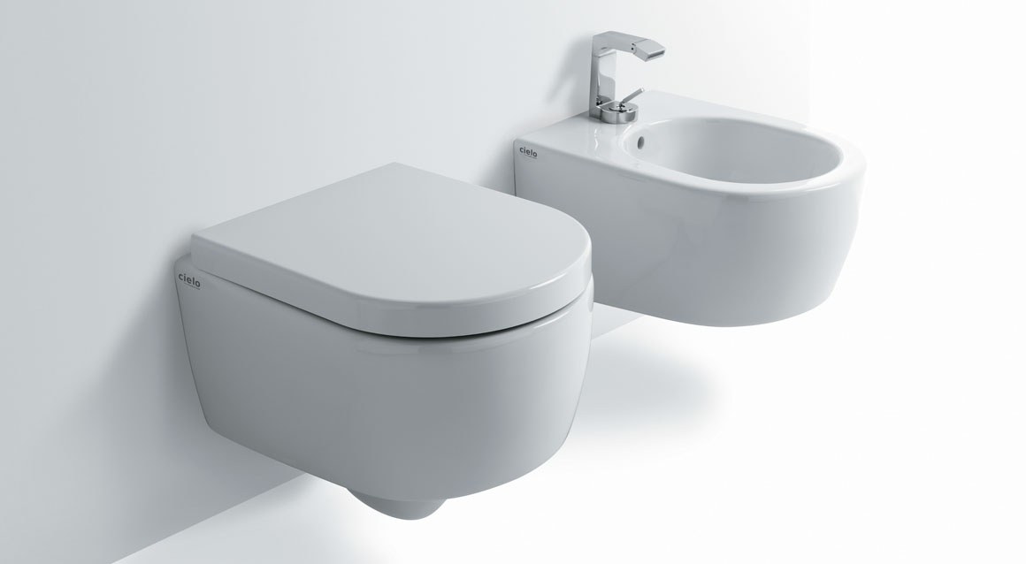 MINI wall-hung wc