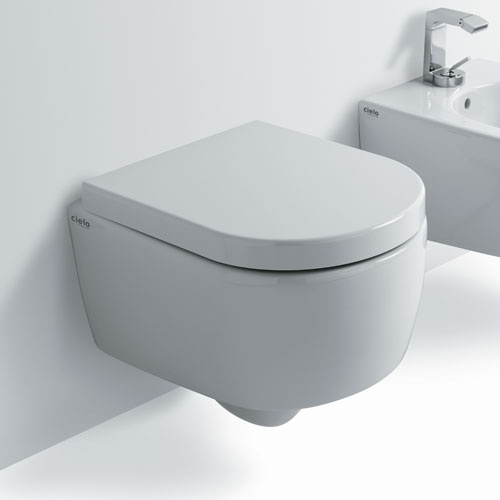 MINI wall-hung wc rimless