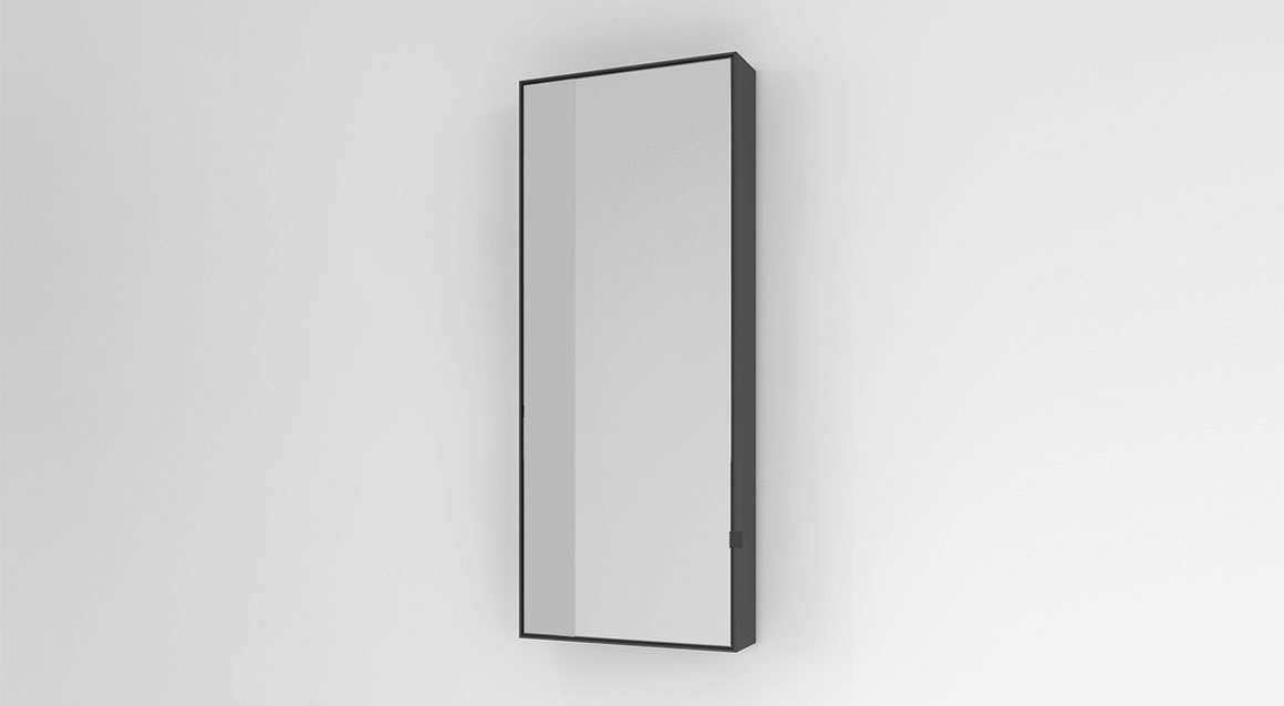 Simple Tall Box mirror