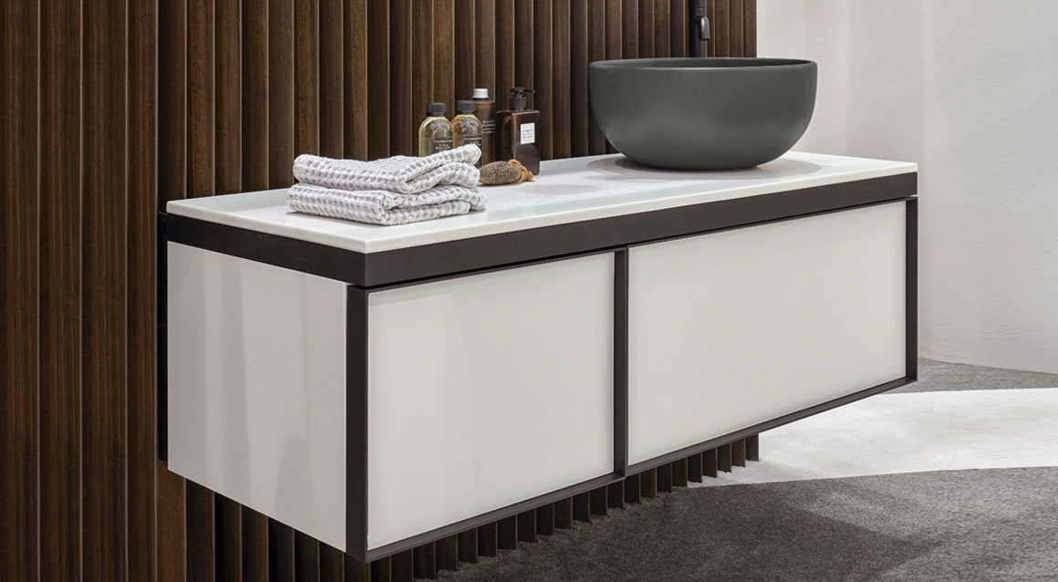 Multiplo - wall-hung cabinet
