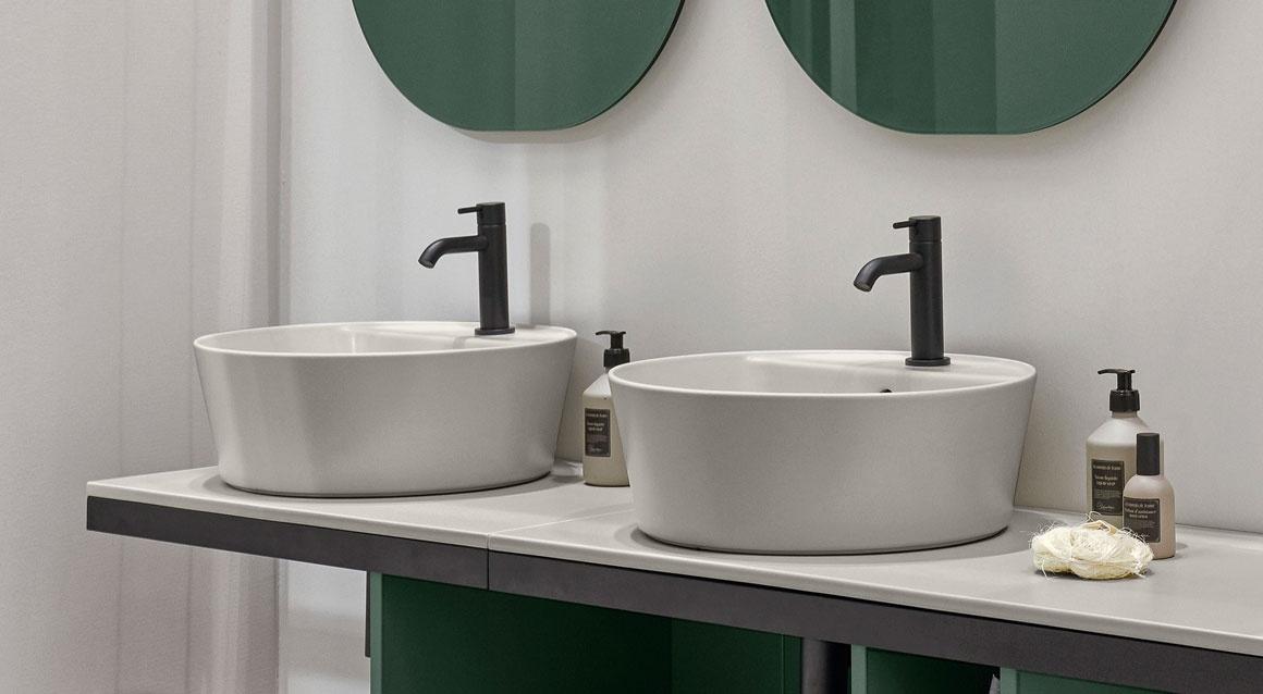 HANDY on top washbasin