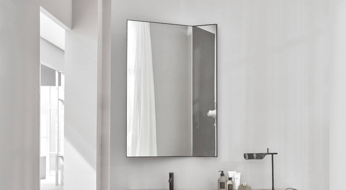 Pan mirror