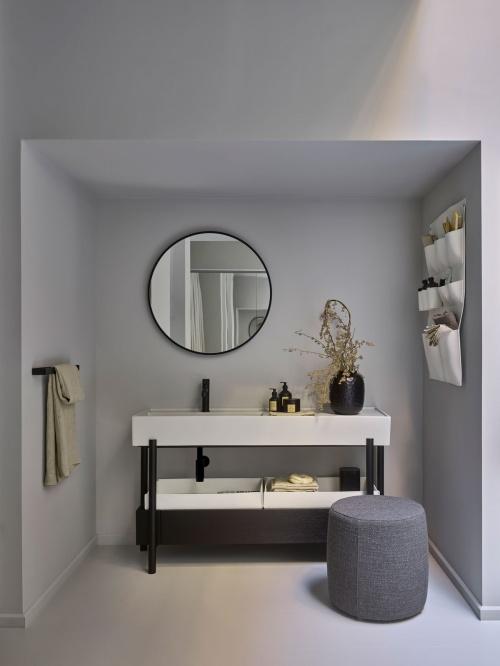 Round Mirror 75
