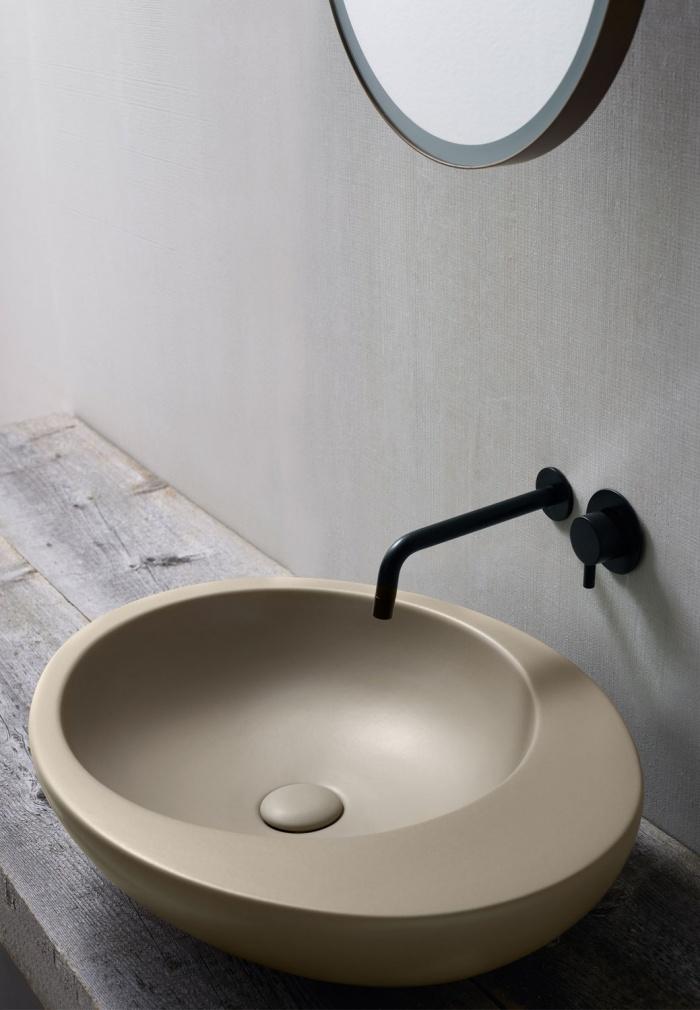 On top washbasin - Avena