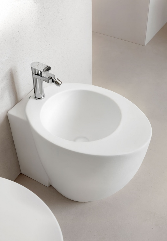 Back to wall bidet - Talco