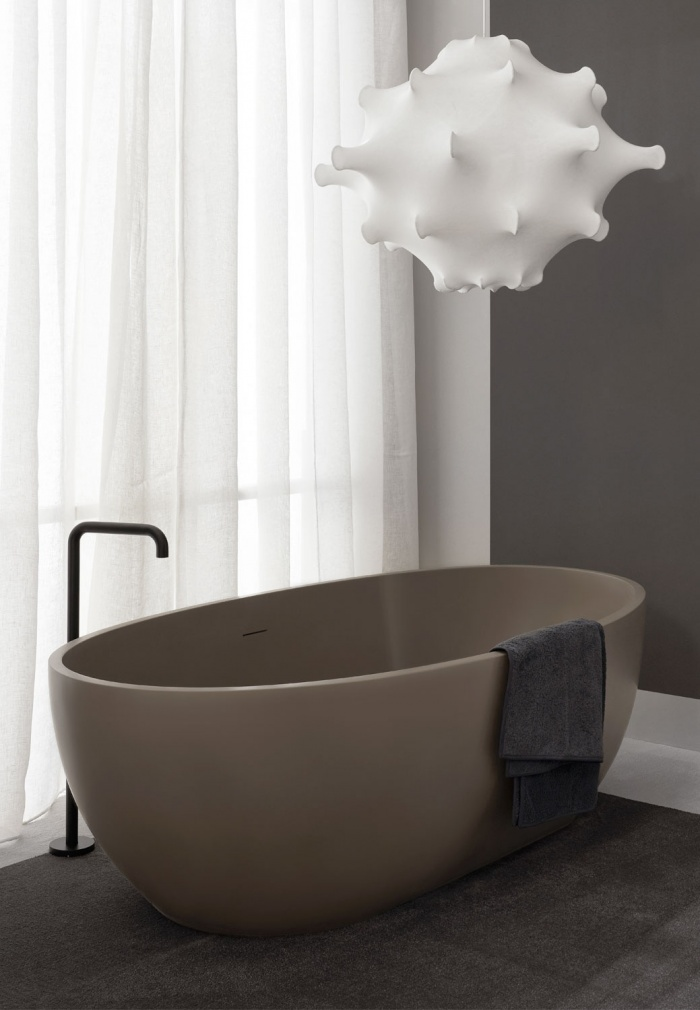 Bath tub in LivingTec - Arenaria