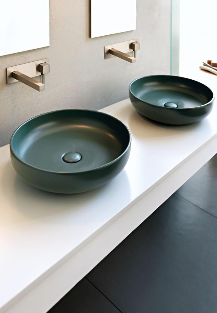 Ceramica Cielo Lavabo Shui.Collezioni Sanitari Arredo Bagno Di Design Ceramica Cielo