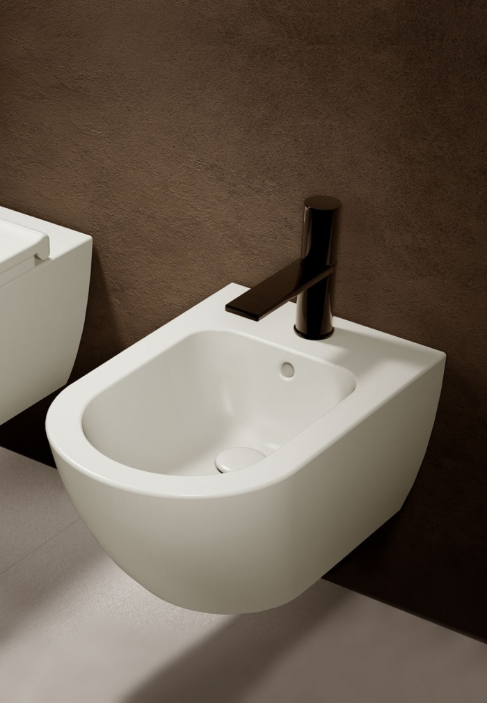 Enjoy wall hung bidet Talco.