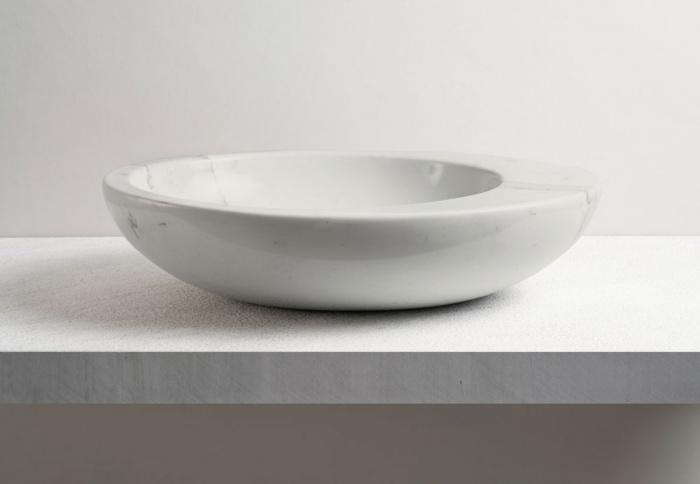 On top washbasin - Grey Stone